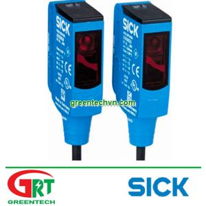 W9L-3   Sick   Cảm biến quang kiểu phản xạ ngược   Sick Vietnam