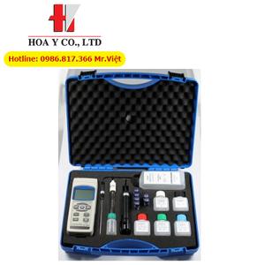 WAM 235 Dostmann - Máy đo pH, độ mặn, oxy hòa tan, độ dẫn điện và nhiệt độ đi hiện trường