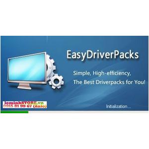 Wandriver 7 (EasyDrv7) - cài Driver Tự Động, Đầy Đủ Cho Windows