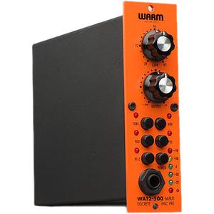 Warm Audio 500 Series WA12-500 MKII Dual-Transformer Microphone Preamplifier