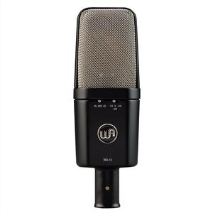 Micro thu âm Warm Audio WA-14 Large-Diaphragm, Brass-Capsule Condenser Microphone