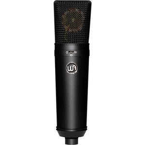 Micro thu âm Warm Audio WA-87 Multi-Pattern Condenser Microphone (black)