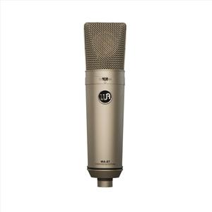 Micro thu âm Warm Audio WA-87 Multi-Pattern Condenser Microphone (Nickel)