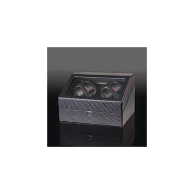 Watch box automatic for 4 pc,hộp đựng đồng hồ cơ 4 chiếc