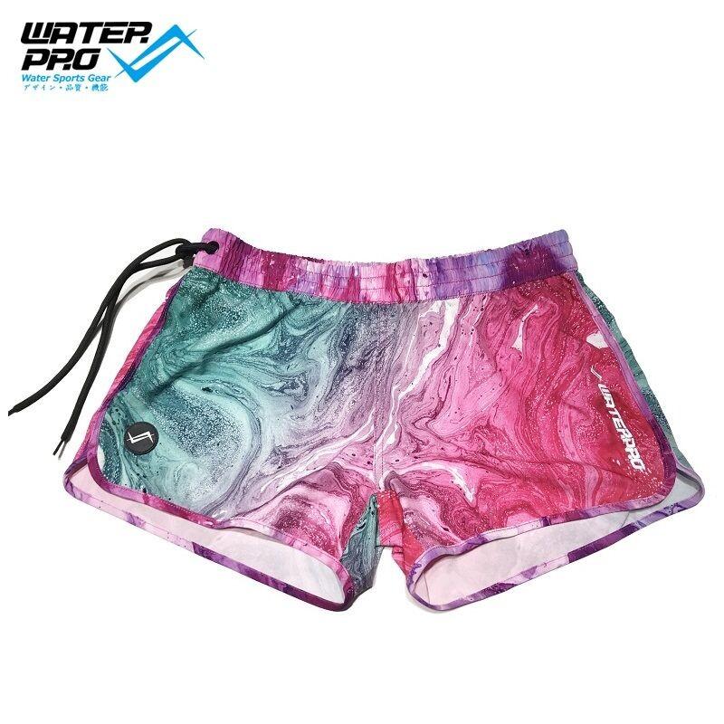 QUẦN BƠI, QUẦN ĐI BIỂN NỮ WATER PRO - XANH