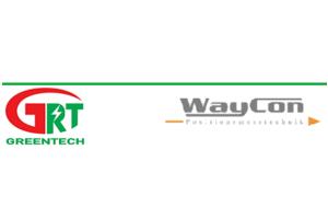 Waycon Vietnam | Danh sách thiết bị Waycon Vietnam | Waycon Price List | Chuyên cung cấp các thiết bị Waycon tại Việt Nam