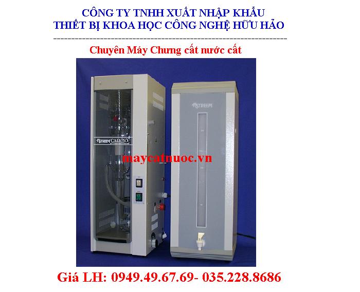 Máy cất nước 1 lần tự động Fistreem WCA004.MH1.4