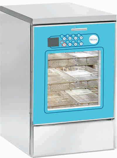 Máy rửa và khử khuẩn dụng cụ ≥ 175 lít