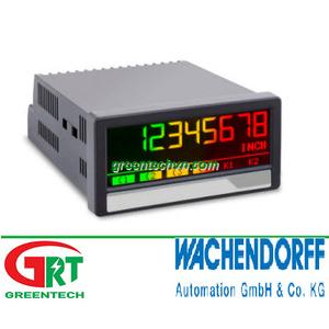 WDG053X   Wachendorf   Màn hình đồ họa WDG053X   Graphic display  Wachendorff Vietnam