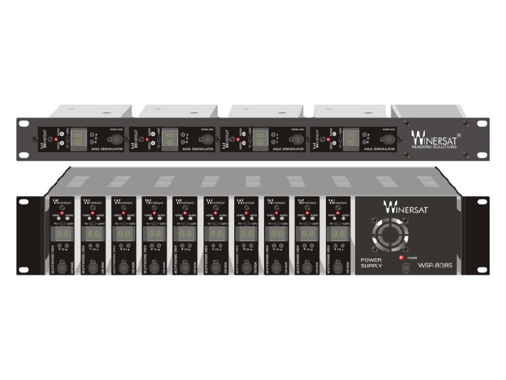 BỘ GIẢI ĐIỀU CHẾ WINERSAT WDM-200