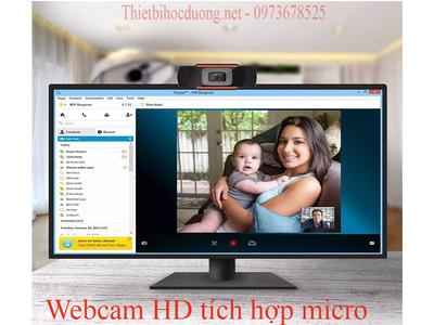 Webcam hhọc online chuẩn HD Giá rẻ