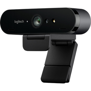 Webcam Logitech C1000e BRIO - 4K Ultra HD chính hãng