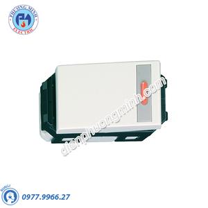 Công tắc D có đèn báo, 2 tiếp điểm - Model WEG55337SW