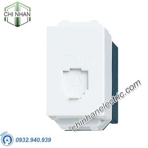 Hạt ổ cắm điện thoại - WEV2364SW - WIDE/PANASONIC