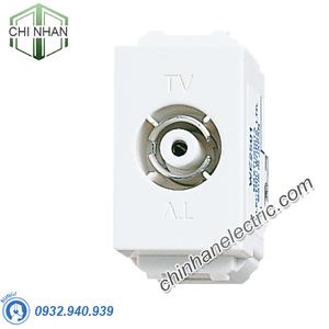 Hạt ổ cắm tivi - WEV2501SW - WIDE/PANASONIC