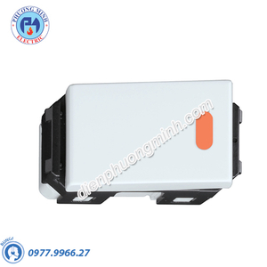Công tắc D có đèn báo, 2 tiếp điểm - Model WEV5033-7