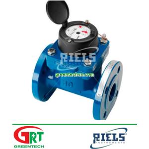 WI-Nl   Reils   Đồng hồ lưu lượng   Positive displacement counter   Reils Instruments Vietnam