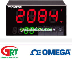 Omega Wi8 series   Thermoelectric temperature regulator / digital   Đồng hồ đo nhiệt Omega Wi8