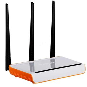 Wifi English Version Tenda W304R Wireless Router 3 Antennas 802.11n 4 Ports RJ45 300Mbps
