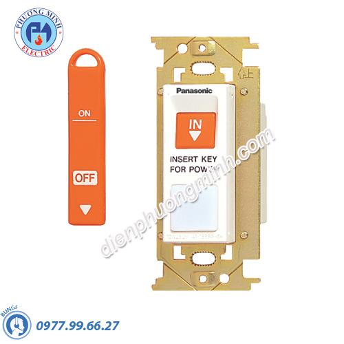 Công tắc thẻ (3 tiếp điểm) - Model WNH5611-801