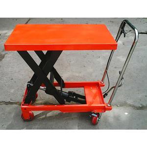 Xe nâng mặt bàn tải trọng 300kg Model WP300