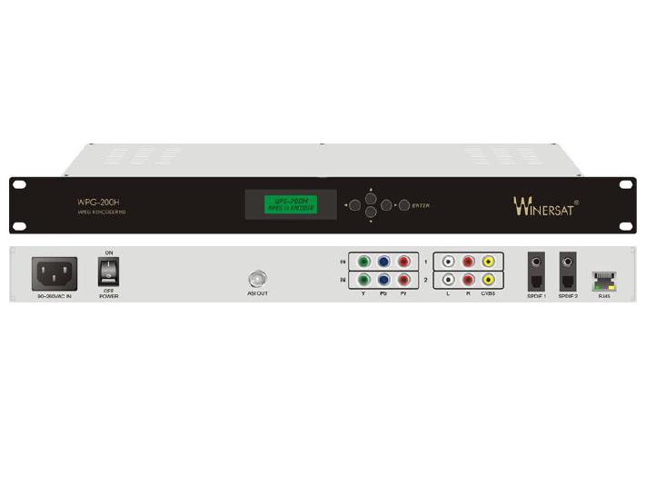 ENCODER MPEG 2 HD WINERSAT WPG-200H