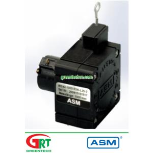 WS42C-1000-R1K-L35-1-KAB1M // A116858 | cảm biến vị trí tuyến tính WS42C-1000-R1K-L35-1-KAB1M // A116858