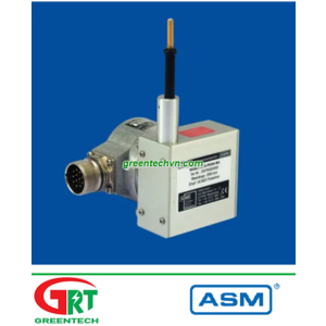 WS58C   ASM WS58C   Bộ cảm biến   Draw-wire position sensor posiwire®   ASM Vietnam
