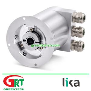 XAC77 FB | Lika | Bộ mã hóa vòng xoay | Multi-turn rotary encoder / absolute /hollow-shaft