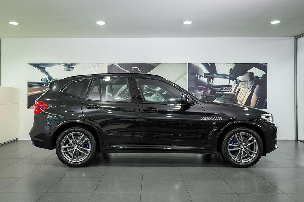 BMW X3 xDrive30i Msport