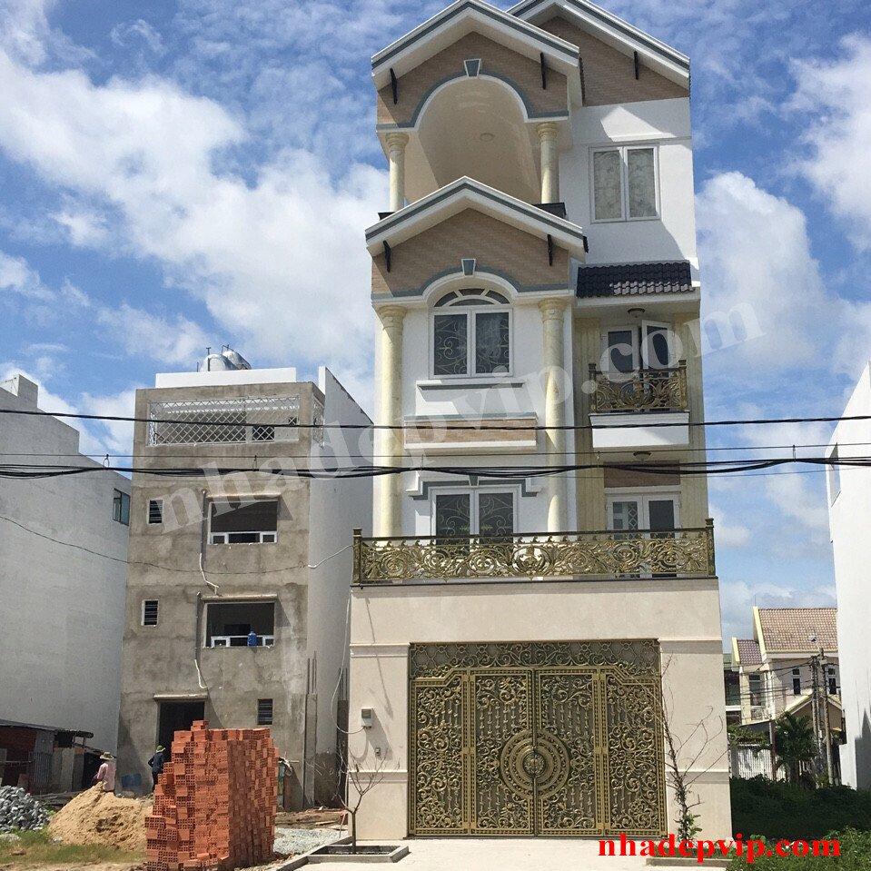 xây dựng nhà ở tại Tp.HCM