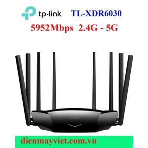 Bộ phát không dây TP-LINK TL-XDR6030 AX6000 WiFi6 5952MB 2.4G - 5G, công nghệ Mesh