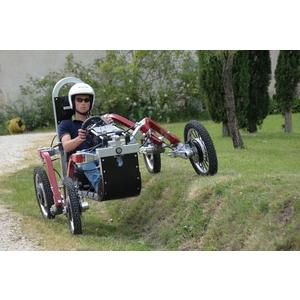Xe 4 bánh Swincar Spider