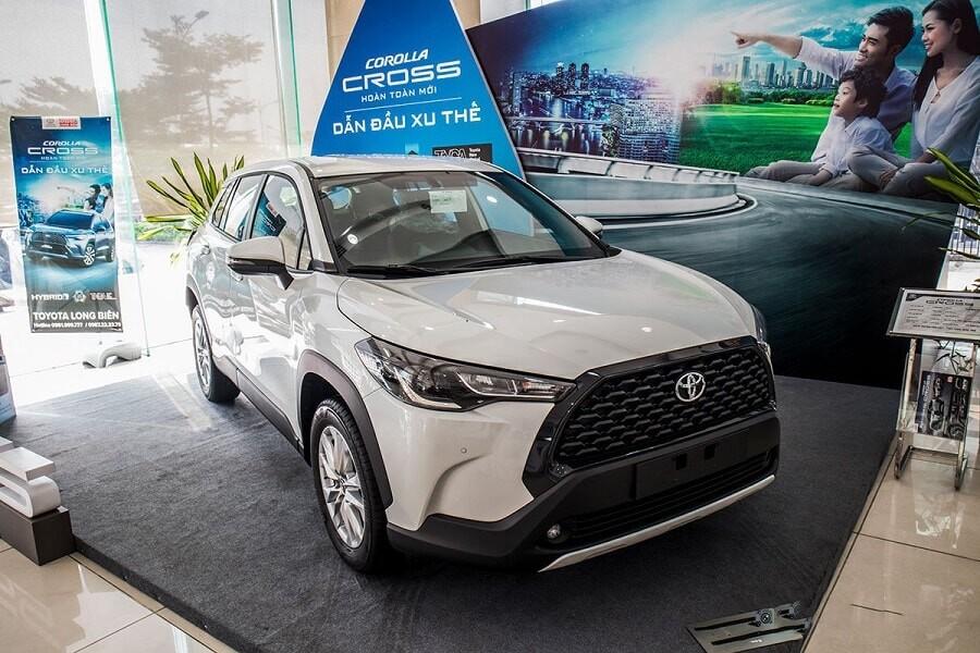 Giá xe Toyota Corolla Cross
