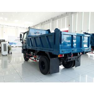 Xe tải Thaco Forland FD500E4/FD990 - Thùng ben - Tải 4,99 tấn
