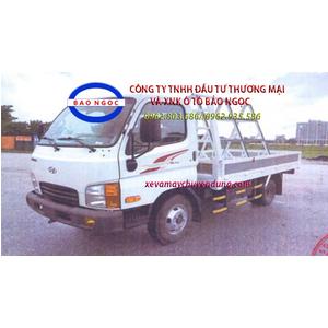 Xe chở kính NEW MIGHTY N250 hyundai