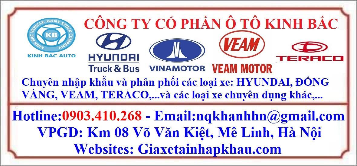 Xe chở ô tô Veam VPT880 MB-1 thùng dài 9m8 Euro 4