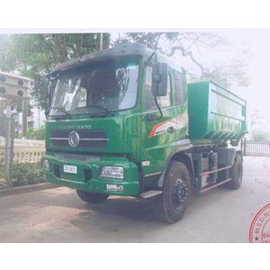 Xe chở rác 13 khối thùng rời dongfeng Trường Giang