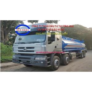 Xe chở xăng dầu 21 khối 4 chân chenglong hải âu