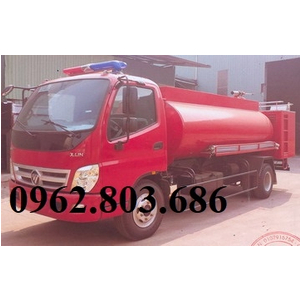 Xe chữa cháy cứu hỏa 7 khối thaco ollin700E4