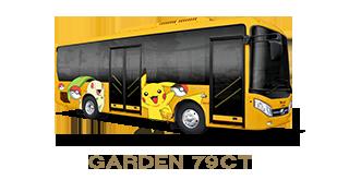 Xe city bus - Garden 79CT