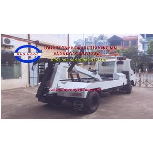 Xe cứu hộ giao thông hino xuz 720 kéo chở xe