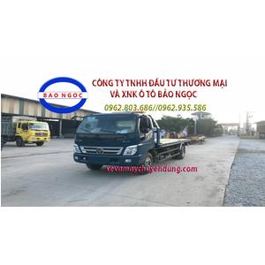 Xe cứu hộ giao thông sàn trượt thaco 700c