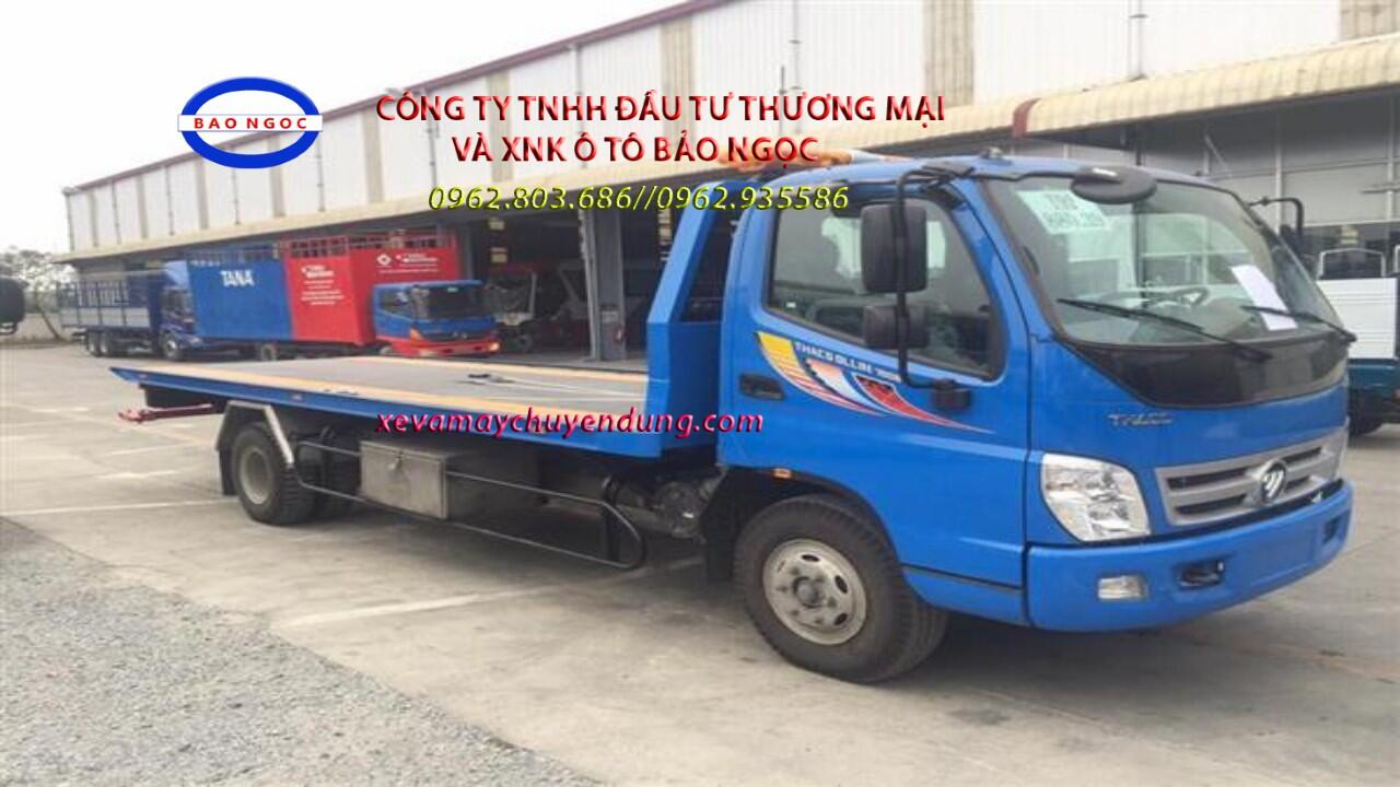XE CỨU HỘ GIAO THÔNG THACO OLLIN 700B