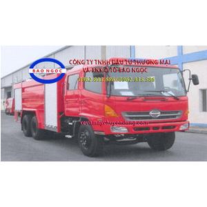 Xe cứu hỏa chữa cháy hino FM 8 khối