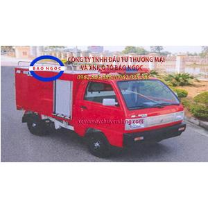 Xe cứu hỏa chữa cháy mini suzuki