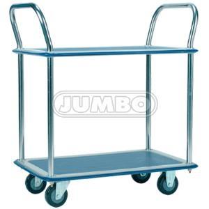Xe đẩy hàng loại 2 tầng hiệu Jumbo HL 120D