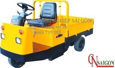 xe điện chở hàng 2 tấn có thùng, thùng xe điện chở hàng BD20 BD30,