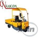 xe điện chở hàng 1 tấn có cabin, xe chở hàng BD10S cabin,