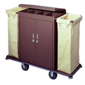 Xe dọn vệ sinh buồng phòng XP04